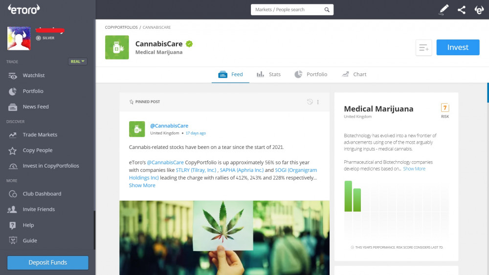 CannabisCare CopyPortfolio