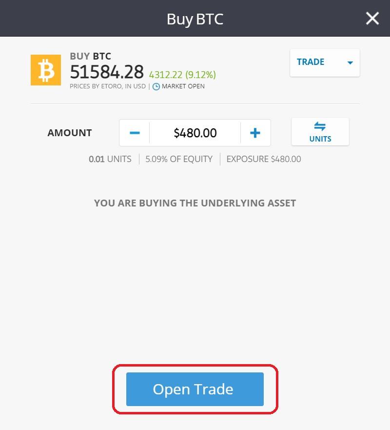 Guida Trading Bitcoin con eToro: Investire in Bitcoin - Recensioni