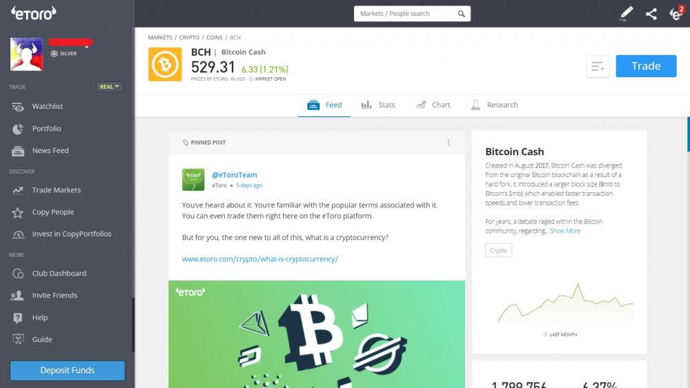 etoro depozit bitcoin)