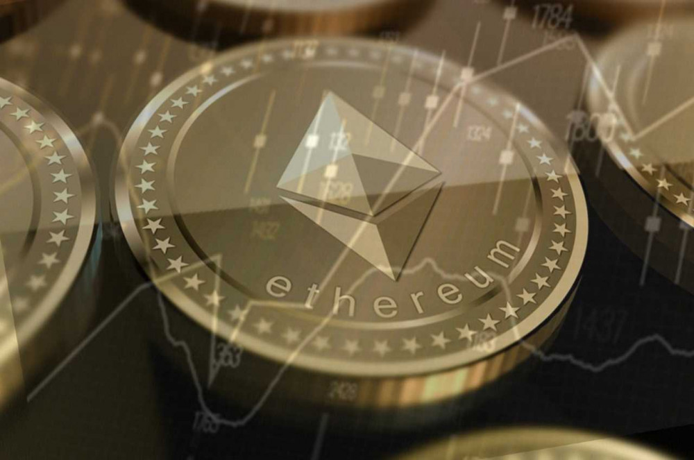 Ethereum (ETH) cryptocurrency