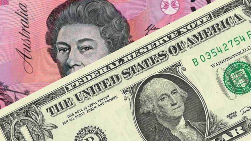 AUD/USD currency pair